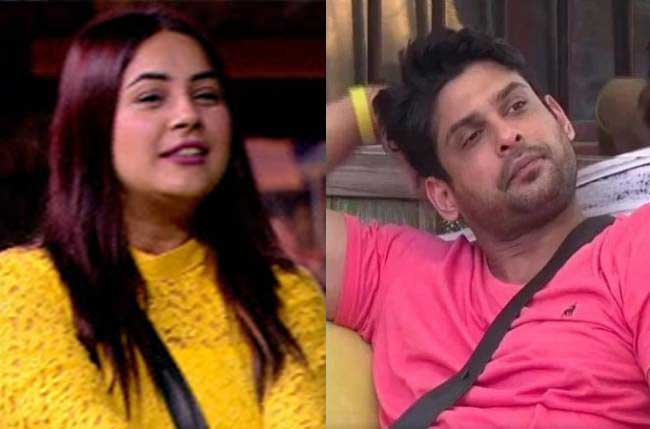 Fights between Sidharth and Shenaz