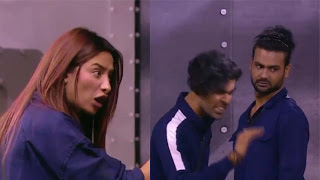 Big Fights in Bigg Boss