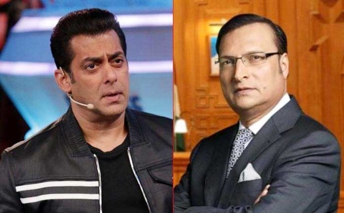 Rajat Sharma Interrogated Salman