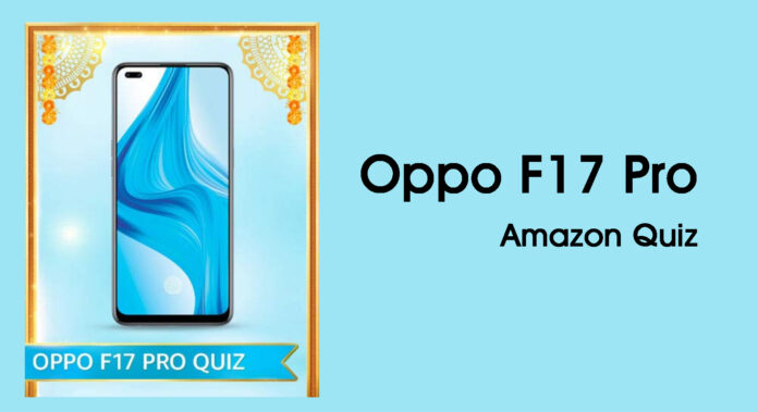 What is The Charging Speed of OPPO F17 Pro