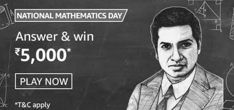 The National Mathematics Day is observed on the birthday of Srinivas Ramanujan born in which Indian state?