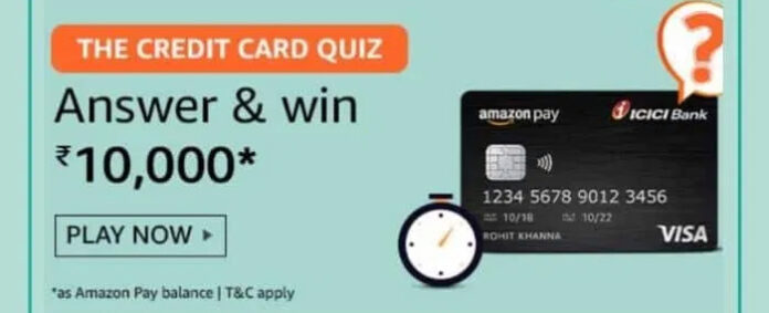 Amazon Pay ICICI Bank Credit Card was the Fastest to issue How many Cards?