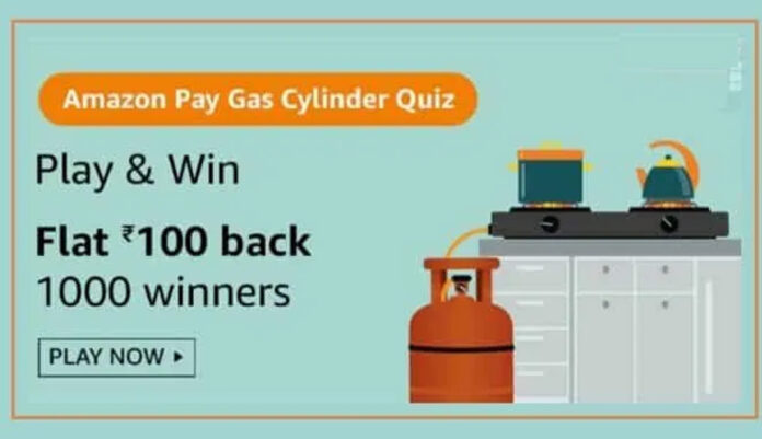 From which of these LPG gas providers can you book cylinders for on Amazon